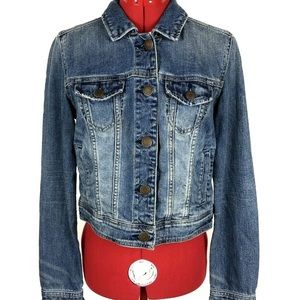 American Eagle Denim Jacket Jean Trucker